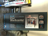Hirsh Workcenter Table New in  Box