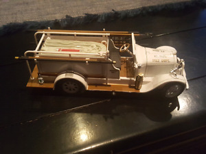 Collectible fire truck