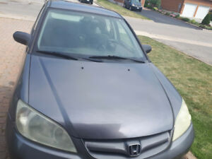 Honda Civic 2004 Sale
