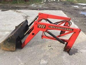 Chargeur pelle loader pour petit tracteur