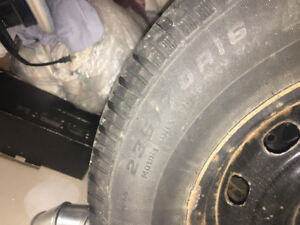Winter Tires - Used Cooper Discover M-S 235/70R16