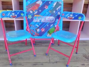 Thomas the Train Table and Chairs