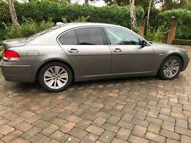 BMW 730D 2007 57 E65