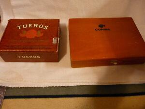 6 Vintage Cigar boxes Kawartha Lakes Peterborough Area image 3