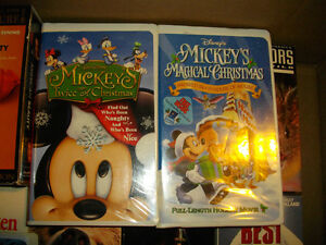 VHS M ovies For Sale