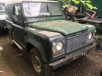1995 Land Rover Defender 90 300tdi Green