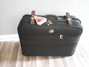 Large Antler Suitcase - Never used
