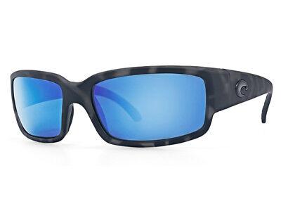 NEW Costa Del Mar CABALLITO OCEARCH Tiger Shark / Blue Mirror 580 Glass (Caballito Costa)