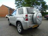 2007 Suzuki Grand Vitara 1.6 VVT + 3dr finance available Estate Petrol Manual