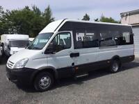 Iveco DAILY iris bus 50C15 lwb 15 seater 3.0 td