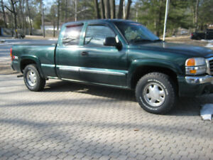 2003 GMC Sierra 1500 SLE CERTIFIED & ETESTED