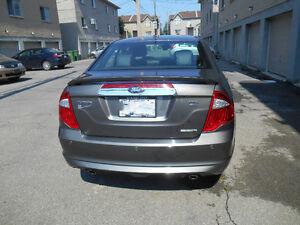 2011 Ford Fusion SEL Québec City Québec image 3