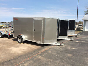 2016 Outlaw 6x12 Enclosed