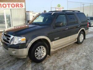 2007 Ford Expedition Eddie Bauer 4X4