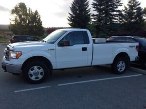 2013 Ford F-150 - 4x4 low kms