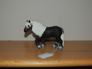 Retired Schleich Horse Black Forest Stallion