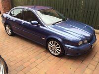 2004 Jaguar X type Sport Diesel