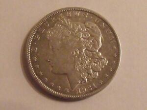 VIEILLE MONNAIE AMERICAINE EN ARGENT $1.00 1921