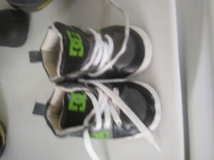 6 to 12 months dc sneakers