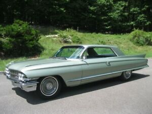 Wanted 1962 Cadillac Coupe Deville