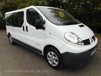 2014 Renault Trafic 'Passenger' LL29 2.0DCi 115 9 seater