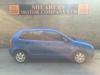+ 54 REG VW POLO DIESEL GREAT DRIVER £1000 +