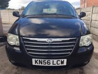 Chrysler grand voyager largest 7 seater on the market