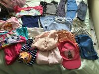 Girls bundle age 4-5