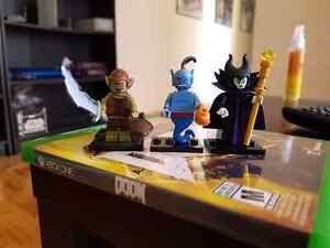 Lego Minifigures- Disney and other