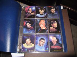 Star trek artist Set Sky Box Master Series 1993 London Ontario image 1