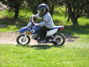 2007 yamaha TTR50 with OWNERSHIP
