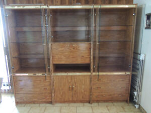 Furniture – Bookcases and Shelving units