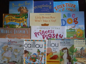 English children books from $0.75.