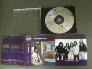 SUPERTRAMP *Classics Volume 9* CD Greatest Hits Album