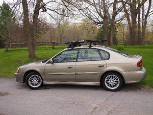 2002 Subaru Legacy GT Sedan AWD