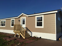 PROMOTION!!!  Brand new 72' mini home 3 beds 2 baths!