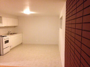 3 BR bsmt available for rent Sep 1