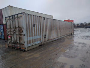 Cheap Shipping / Storage Containers 20, 40, 45, 48, 53ft