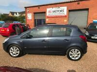 2007 Vauxhall/Opel Corsa 1.3 CDTi 16v Design, Grey 5dr Hatch, *ANY PX WELCOME*