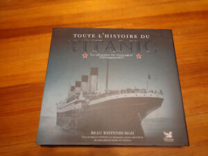History of the Titanic (French)