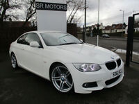 2011 BMW 320 2.0TD ( 184bhp ) Auto d M Sport(RED LEATHER,HISTORY,WARRANTY)