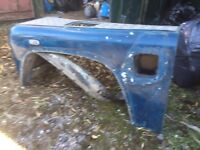 GENUINE LAND ROVER DEFENDER FRONT WING