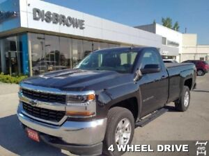 2016 Chevrolet Silverado 1500 LT  4x4, Long Box, Bluetooth