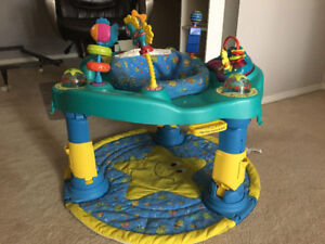 Exersaucer - for baby .