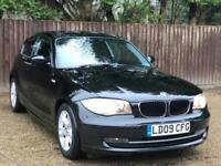 2009 BMW 1 Series 2.0 120i SE 3dr