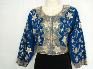 Embroidered Jacket Peterborough Peterborough Area image 1