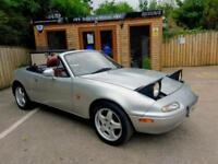 MAZDA MX-5 1.8i HARVARD LIMITED EDITION IN SILVER
