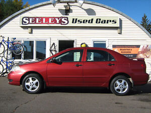 """""""SOLD"""" 2006 Toyota Corolla CE """"SOLD"""""""