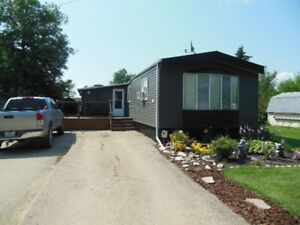 Mobile home for sale SWAN RIVER MB.