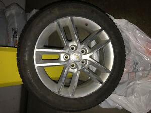 4 Nokian All Season Tires/Aluminum Rims